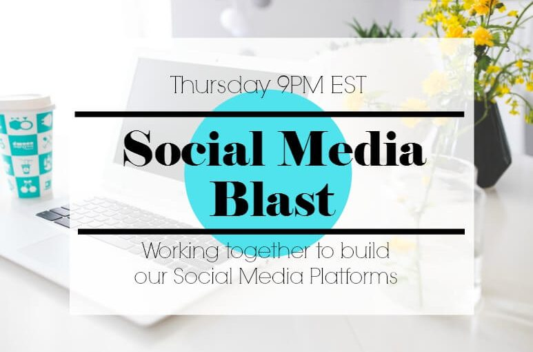 Social Media Blast-Instagram Week-Let's Get Focused!