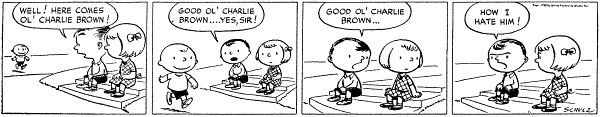 First_Peanuts_comic