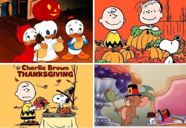 The Best Family Halloween and Thanksgiving Movies