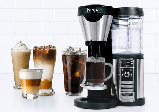 Ninja Coffee Bar Makes Great Coffee at Home Mommy Perfect