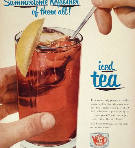 Reduced Calorie Sweet Iced Tea - Mommy Perfect
