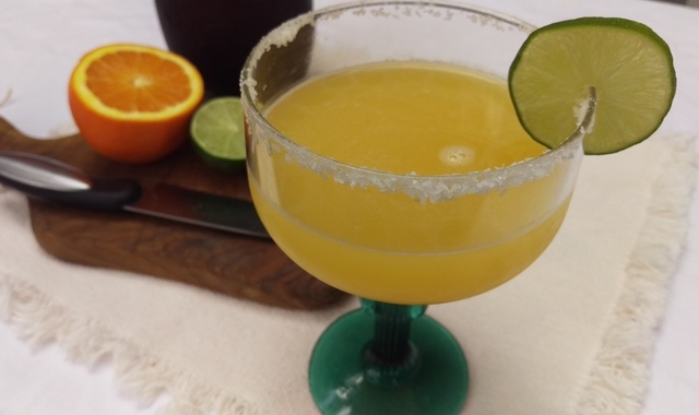 Simply Perfect Margarita