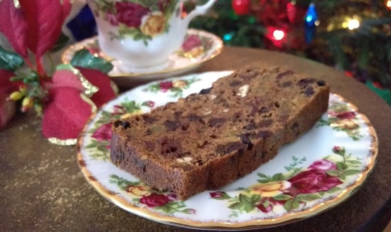 Truly Delicious Fruitcake recipe MommyPerfect