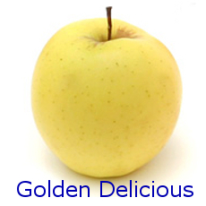 Golden Delicious Apple - How to Use 10 Common Apple Varieties