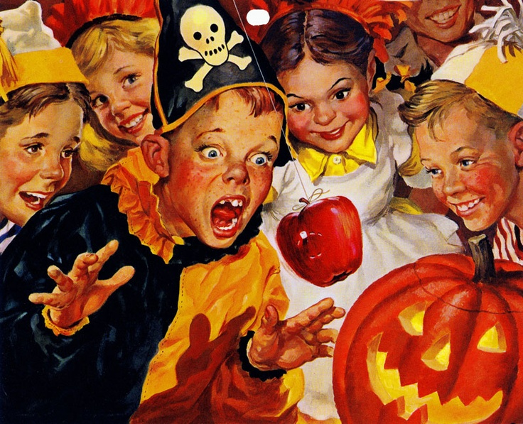 how to host a kids halloween party