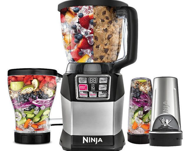 Nutri Ninja Blender for Health and Taste
