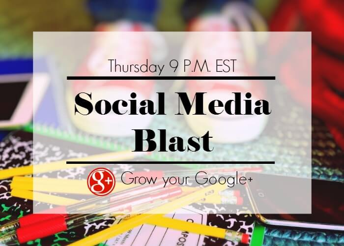 #SMB – Google+ Week – Grow Your Community!