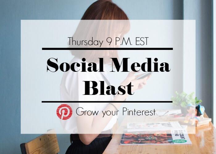 #SMB- Pinterest Week – Just Pin It!